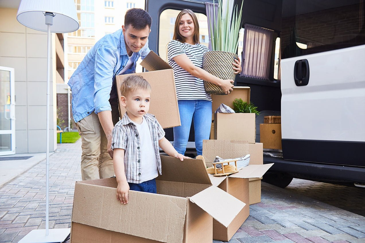Pack your appliances before you move to LA!
