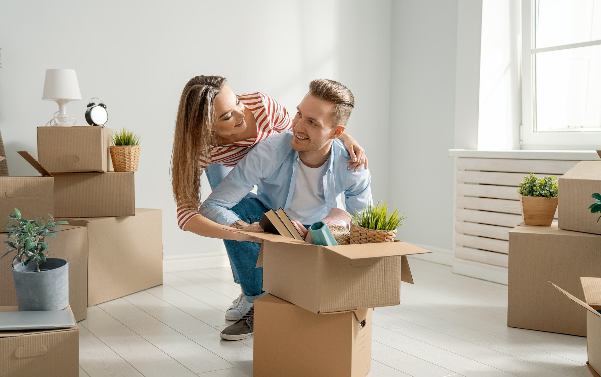 Before Hiring a Moving Company
