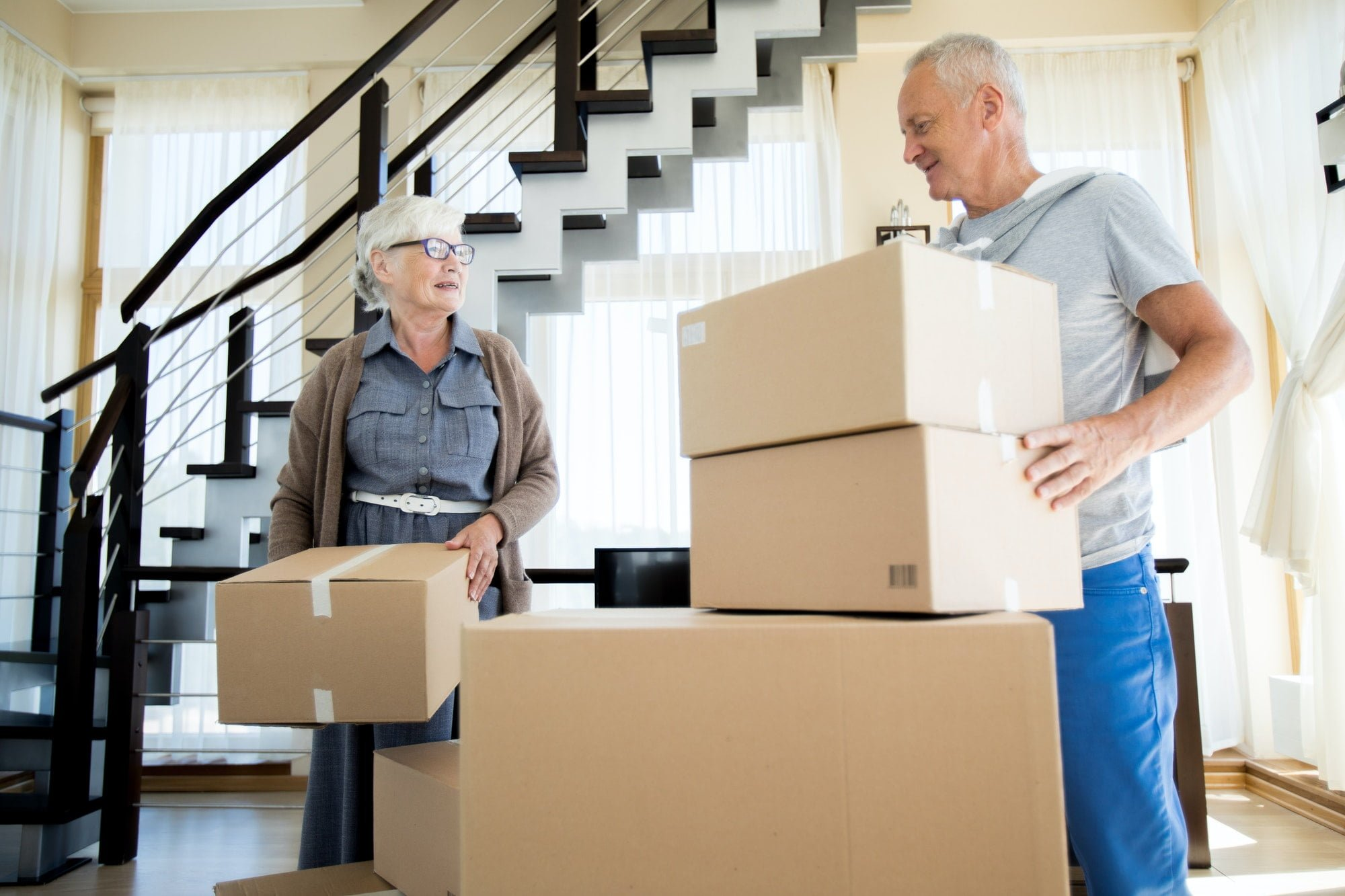 Senior Moving with Fixed Price Movers