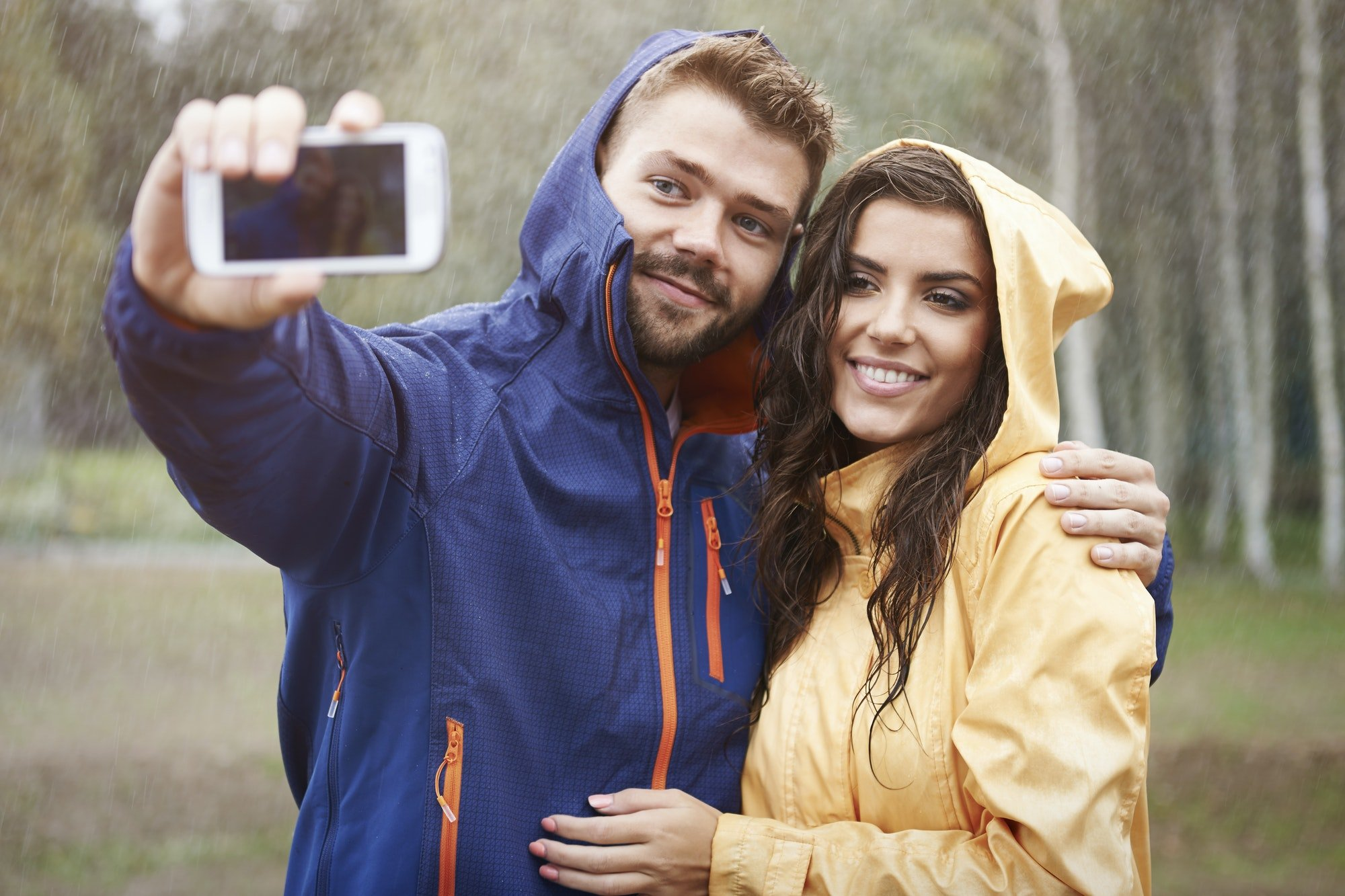 Tips for Moving on a Rainy Day